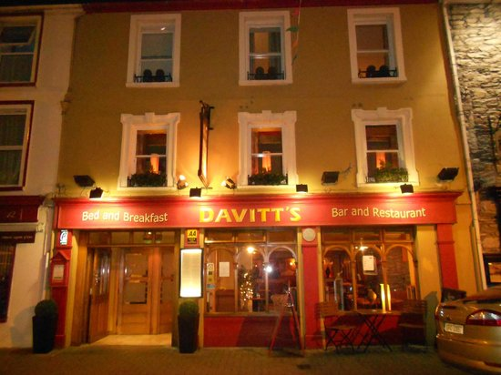 Davitts Kenmare Guesthouse : Great hotel