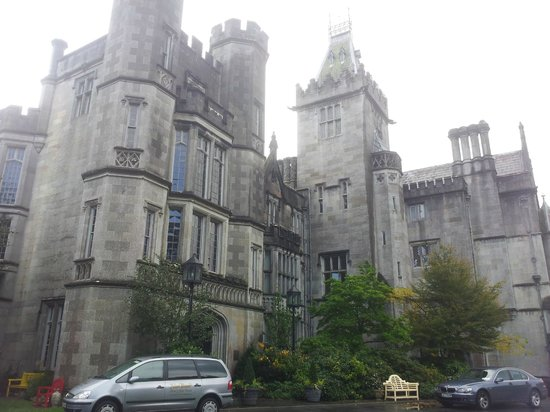 Adare Manor: DOWNTON ABBEY