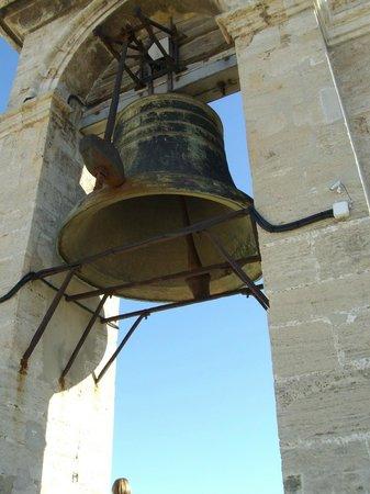 Miguelete : campana centrale