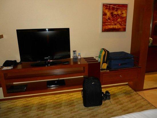 Manila Marriott Hotel: Room