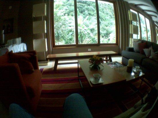 SUMAQ Machu Picchu Hotel: Arriving to SumaQ hotel