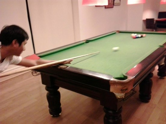 Red Fox Hotel Hyderabad: I enjoyed a lot this game