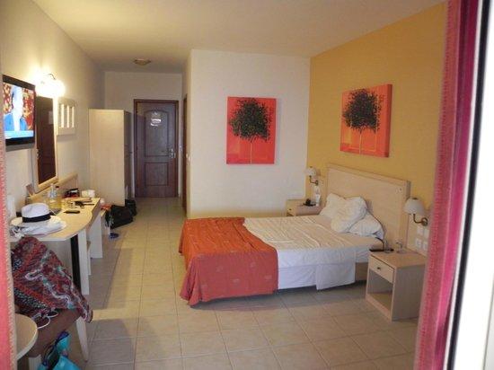 Blue Bay Resort & Spa Hotel: наш номер