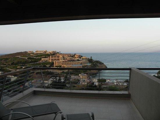 Blue Bay Resort Hotel: вид на море с балкона