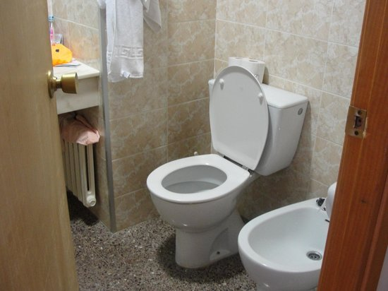 Don Juan Tossa: ванная комната