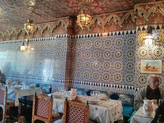 Le Marrakech  Grenoble - Omd U00f6men Om Restauranger