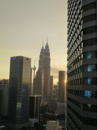 DoubleTree by Hilton Kuala Lumpur: the towers!