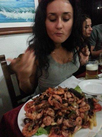 Catia La Mar, Venezuela: Ресторан 2 этаж