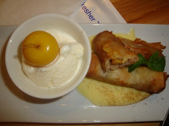 The Meat Co - Montecasino: Dessert