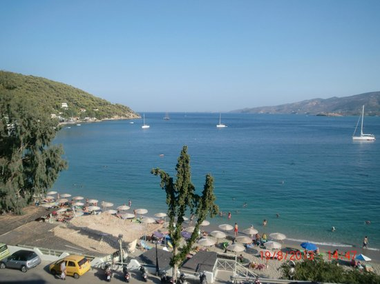 New Aegli Resort Hotel: Lovely view
