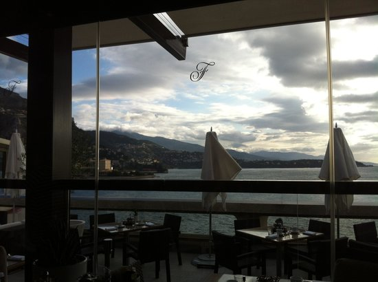 Fairmont Monte Carlo: Завтракайте и наслаждайтесь видом
