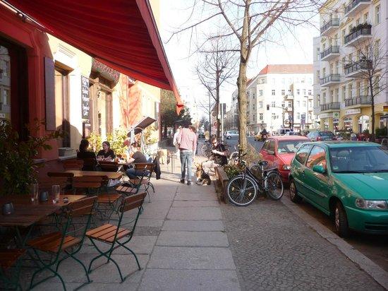 Globetrotter Hostel Odyssee: Grunberger Strasse