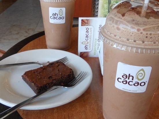 Ah Cacao Chocolate Cafe : Ah Cacao