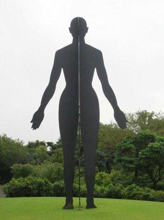 Kirishima Open-Art Museum : 男と女