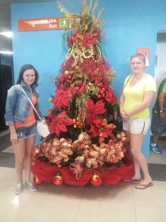 Hotel Cumberland Maracaibo : лобби