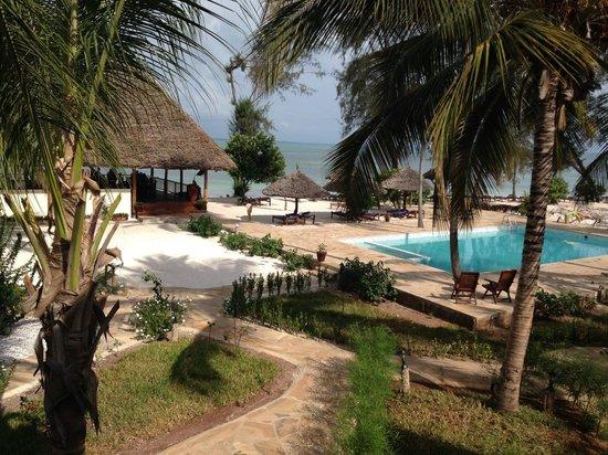 Michamvi Sunset Bay Resort: Waking up at Michamvi