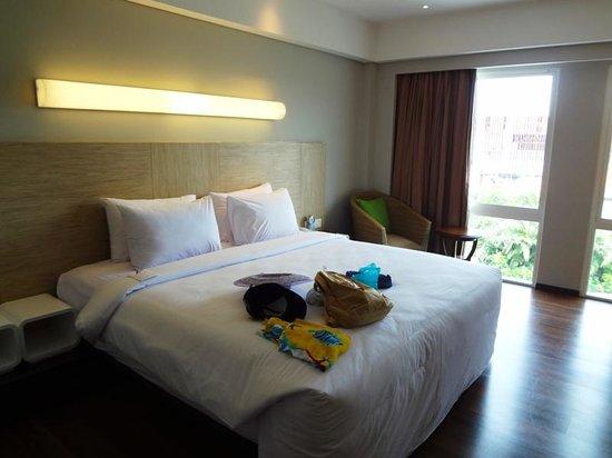 Bintang Kuta Hotel: Single Queen Bed