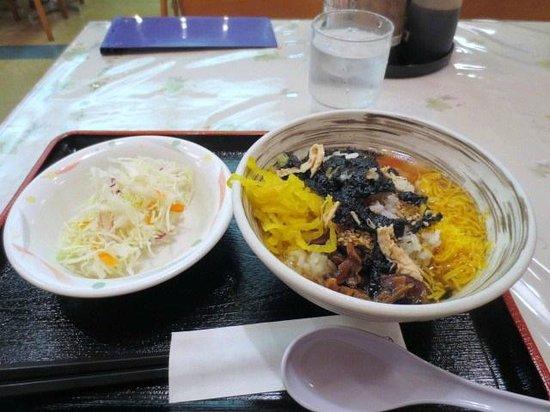 Ozora Shokudo: 鶏飯(けいはん)バイキング