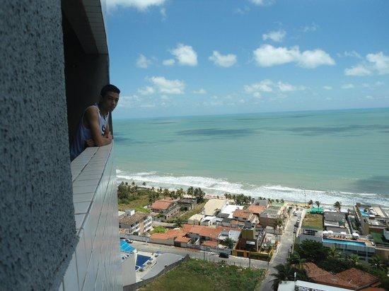 Quality Hotel & Suites Natal: Vista da sacada