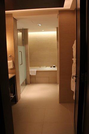 Anantara The Palm Dubai Resort : La salle de bains