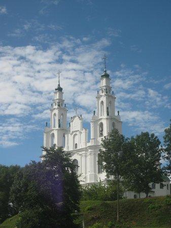 Saint Sophia Cathedral: Общий вид со стороны реки