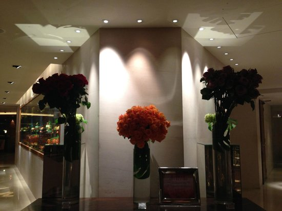 Mandarin Oriental, Jakarta: Lobby
