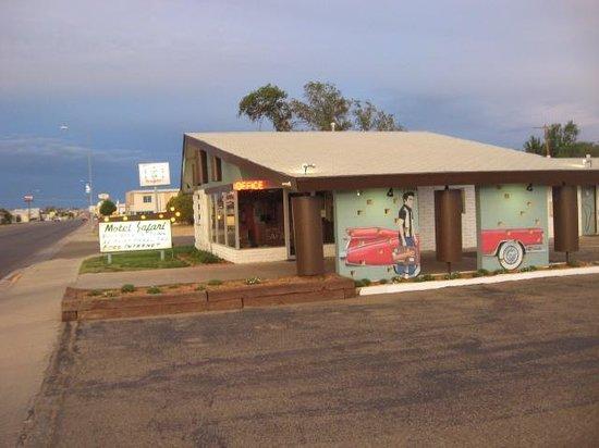 Motel Safari: The Office
