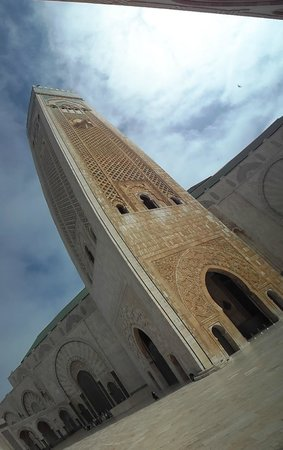 Novotel Casablanca City Center : The grand mosque is the only thing worth seeing in Casablanca