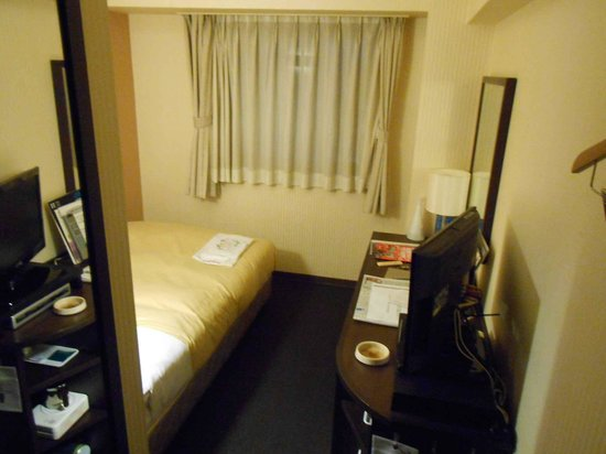 Hotel Wing International Nagoya : シングルルーム