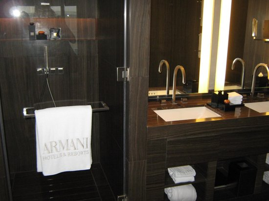Armani Hotel Dubai : Лаврухина Наталья