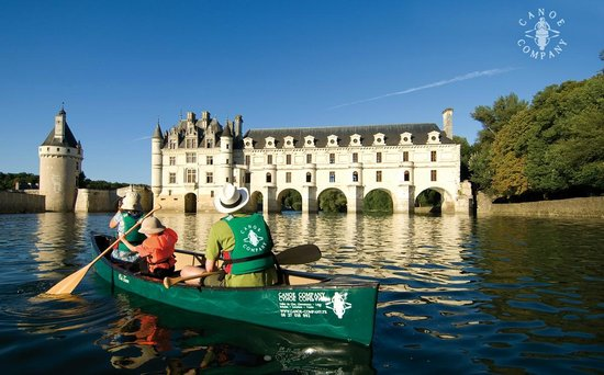 Best way see a chateau - Review of Canoe Company, Civray