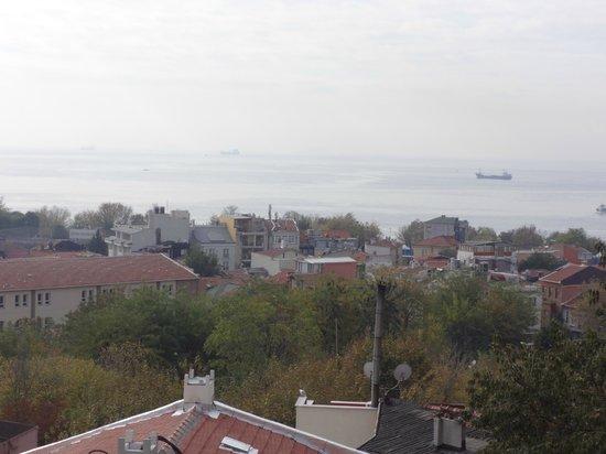 Grand Yavuz Hotel: view
