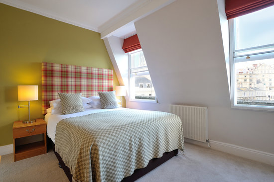 The Abbey Hotel: Double room
