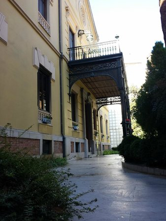 Hospes Palacio de los Patos: Entrée