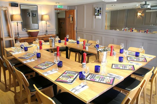 Party Room Picture Of Pizza Express Arundel Tripadvisor