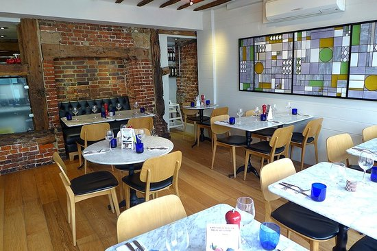 Interior Shot Picture Of Pizza Express Arundel Tripadvisor