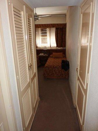 Liberty Hotel: Entrada a la habitacón