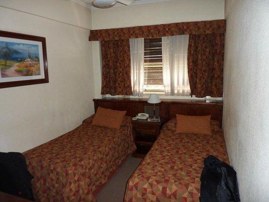Liberty Hotel: Vista habitación