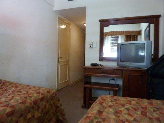 Liberty Hotel: vista 2 habitación