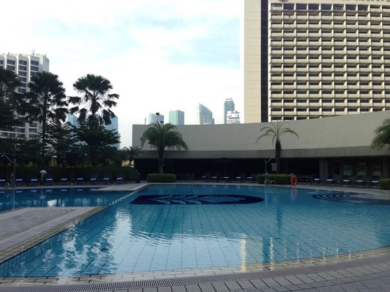 Lobby picture of pan pacific singapore singapore - Pan pacific orchard swimming pool ...