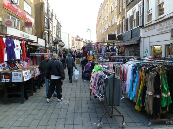 Photo of Monument / Landmark Petticoat Lane at Middlesex Street, London, United Kingdom