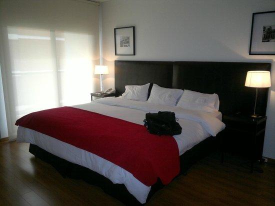 1495 Apart: cama!!