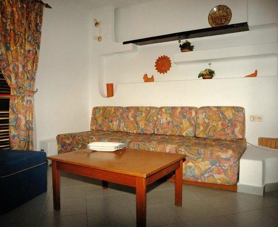 Prado do Golf : Gemuetliches Wohnzimmer