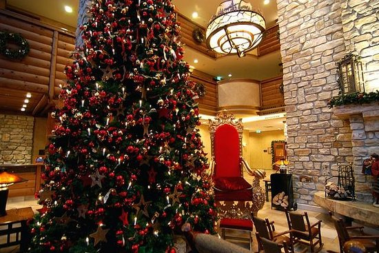 Edelweiss Lodge and Resort: Christmas at the resort
