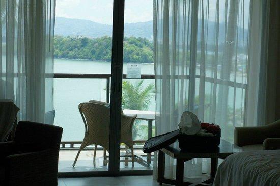 The Westin Siray Bay Resort & Spa Phuket: балкон