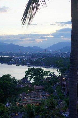 The Westin Siray Bay Resort & Spa Phuket: вид
