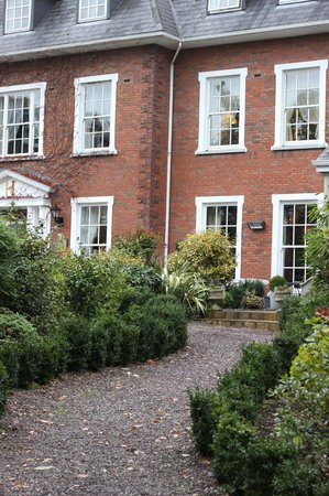 hayfield manor hotel: