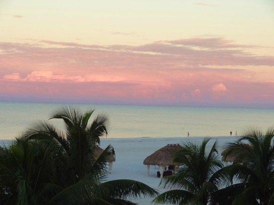 Marco Island Marriott Beach Resort, Golf Club & Spa : Sunrise