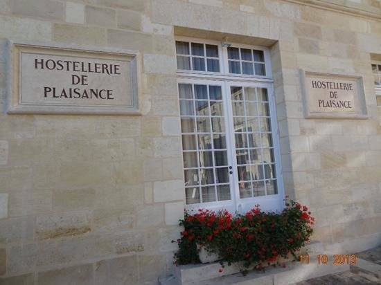 Hostellerie de Plaisance: Add a caption