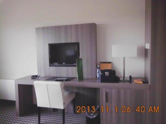 Van der Valk Hotel Maastricht : goed hd tv